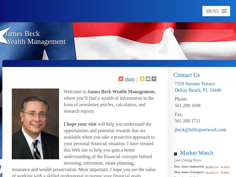 James Beck Wealth Management