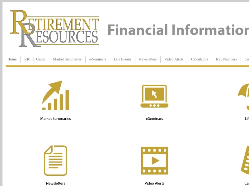 Home - Retirement Resources
