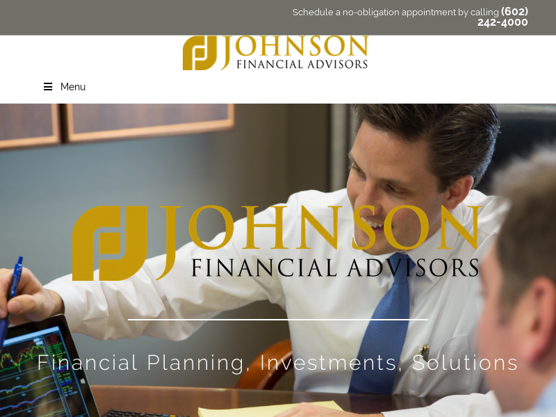 Certified Financial Planner and Advisor Scottsdale, Tempe, AZ