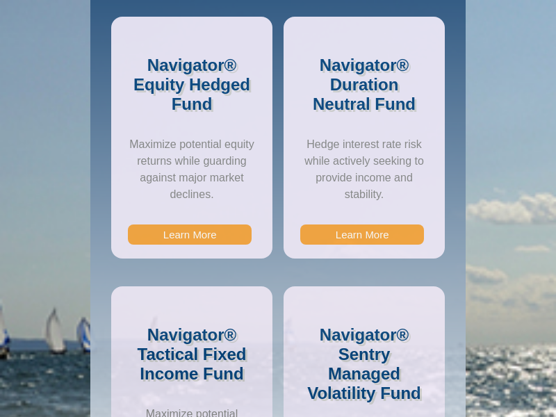 Navigator Funds | Home