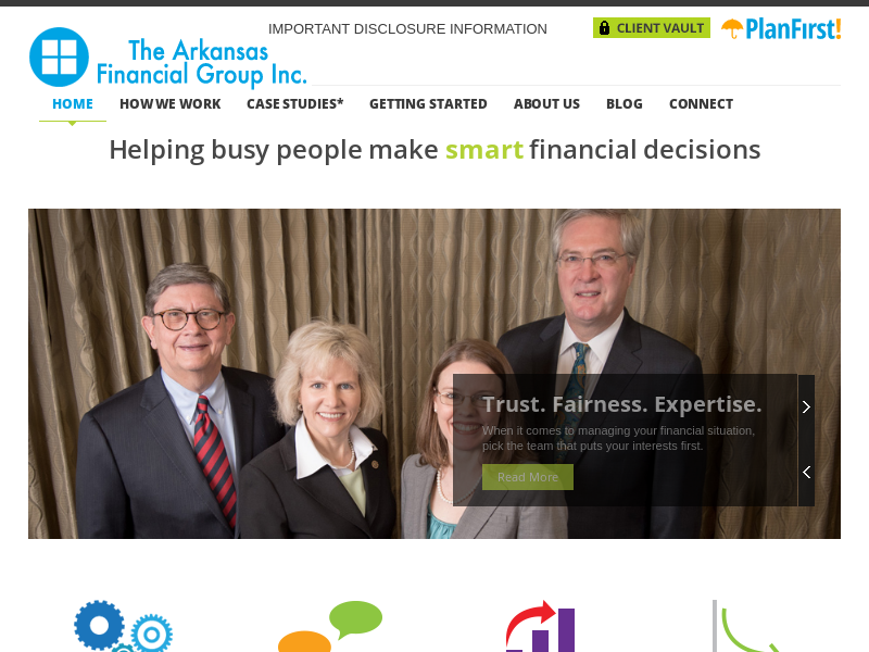 Home - Arkansas Financial Group