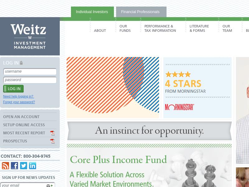 Weitz Investments