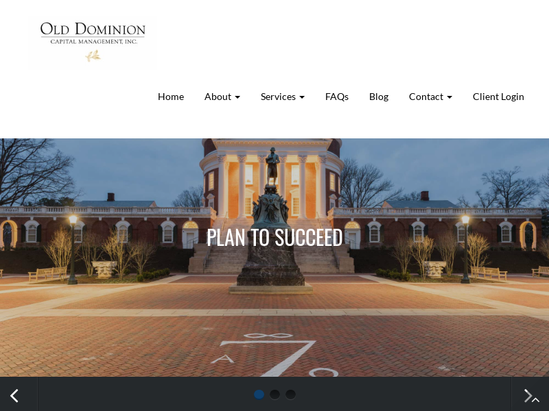 Home | Old Dominion Capital Management, Inc