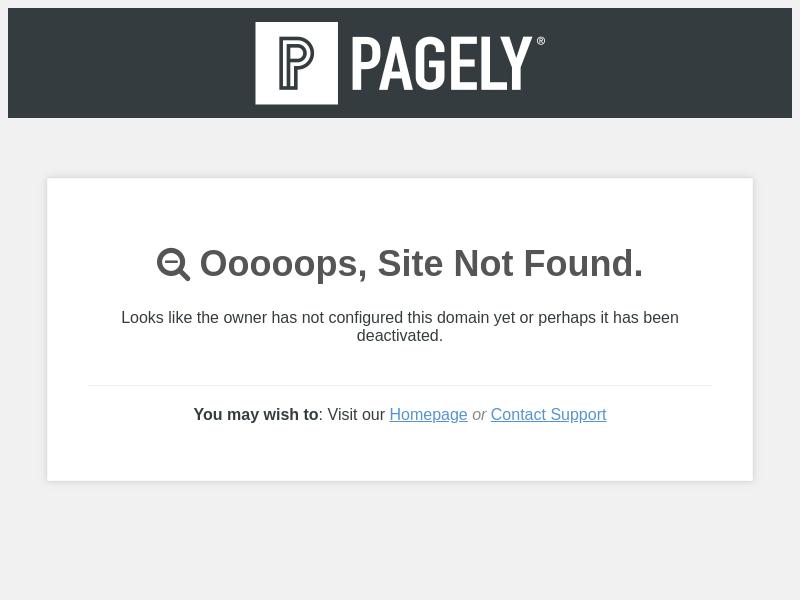 Site not found.