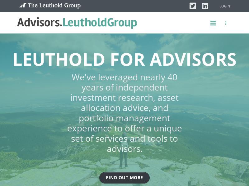 The Leuthold Group - Advisors