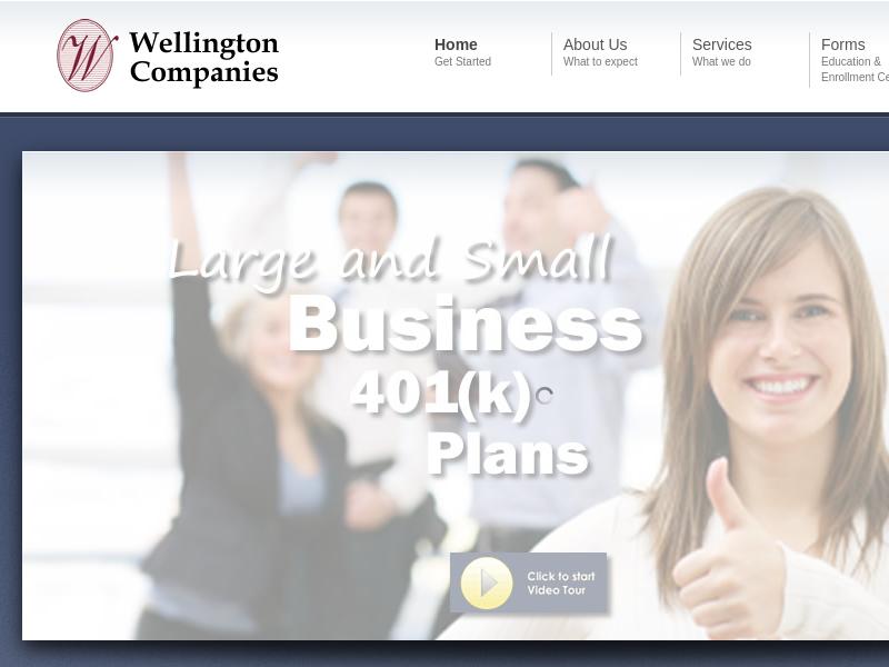 Wellington401k.comWellington401k.com - Low Cost 401k Plan Recordkeeping Services