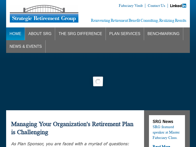 Managing Your Organization's Retirement Plan is Challenging