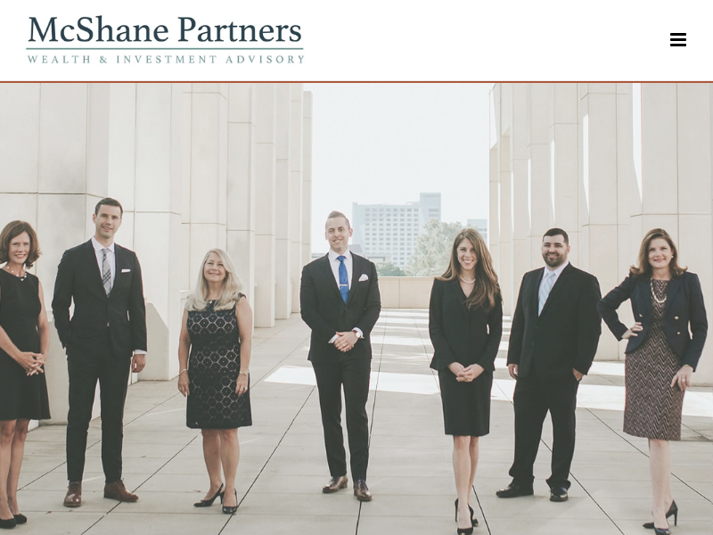 McShane Partners Wealth & Investment Advisory – An Exclusive Wealth Advisory Boutique based in Charlotte, NC
