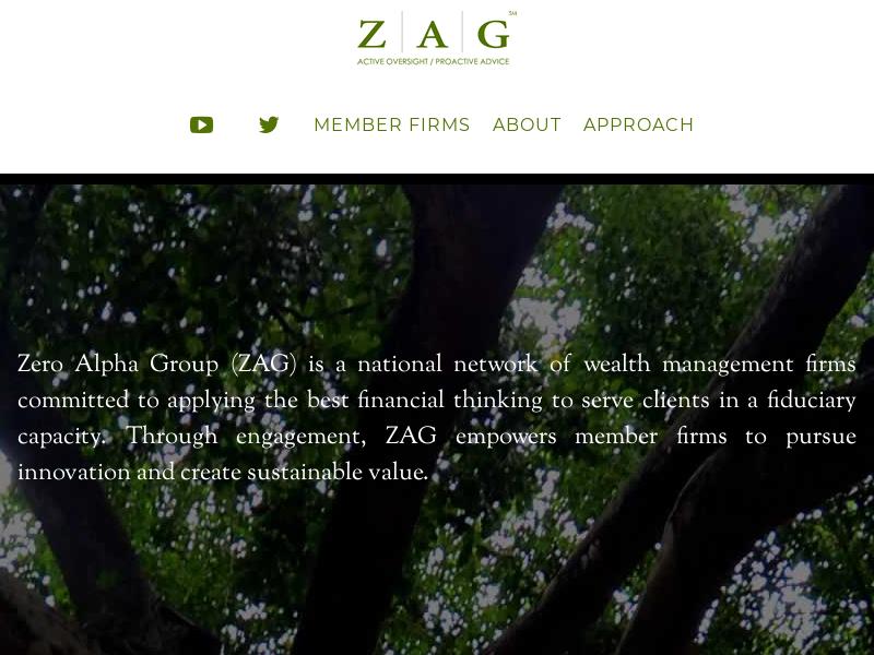 Home - Zero Alpha Group