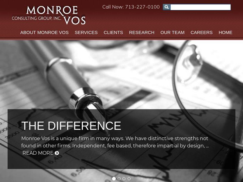 Monroe Vos   Texas Financial Management Consulting