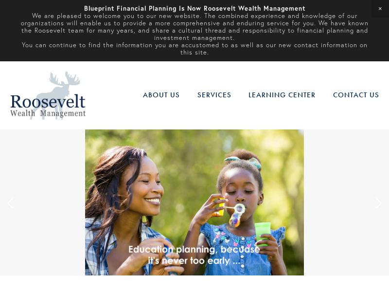 Roosevelt Wealth Management