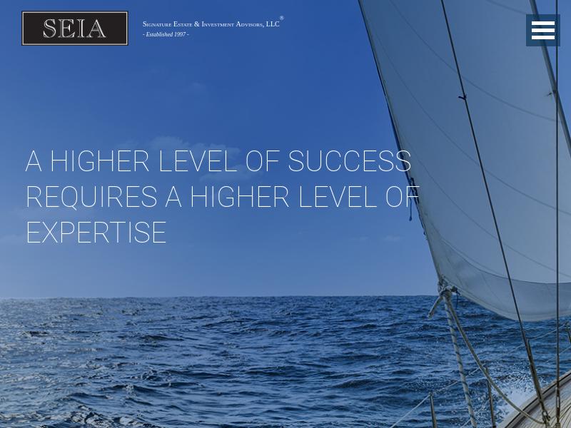 SEIA | Signature Estate & Investment Advisors, LLC