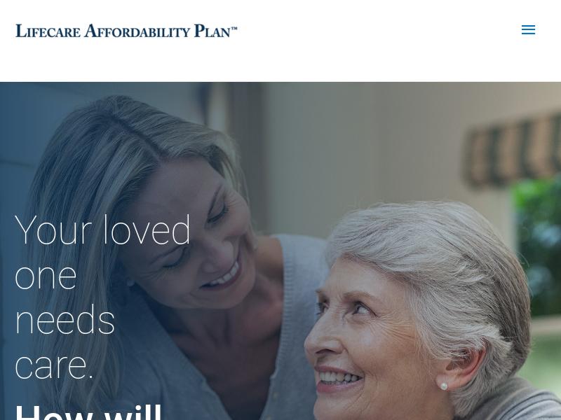 Lifecare Affordability Plan