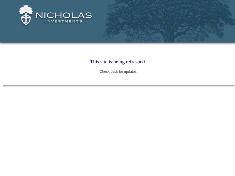 Nicholas Investments
