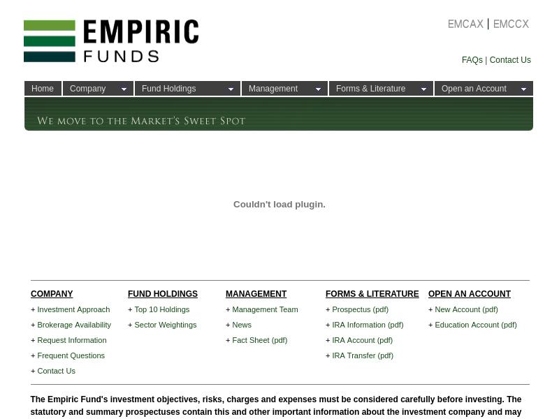 Empiric Funds | Mutual Funds