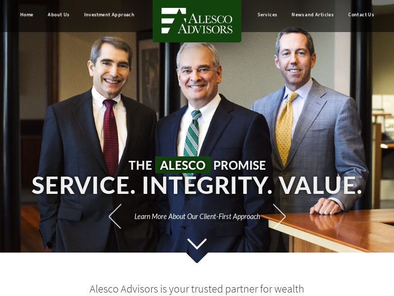 Wealth and Investment Management | Alesco Advisors