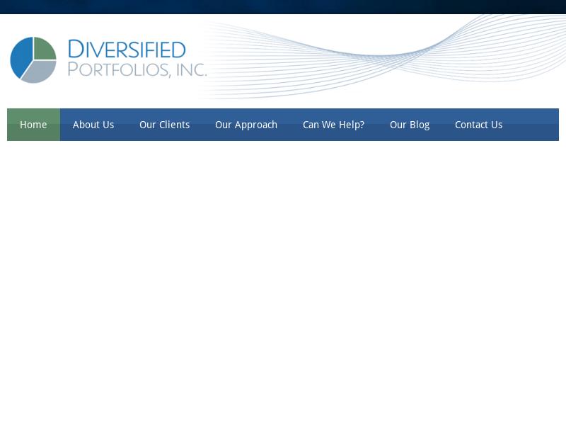 Diversified Portfolios, Inc.