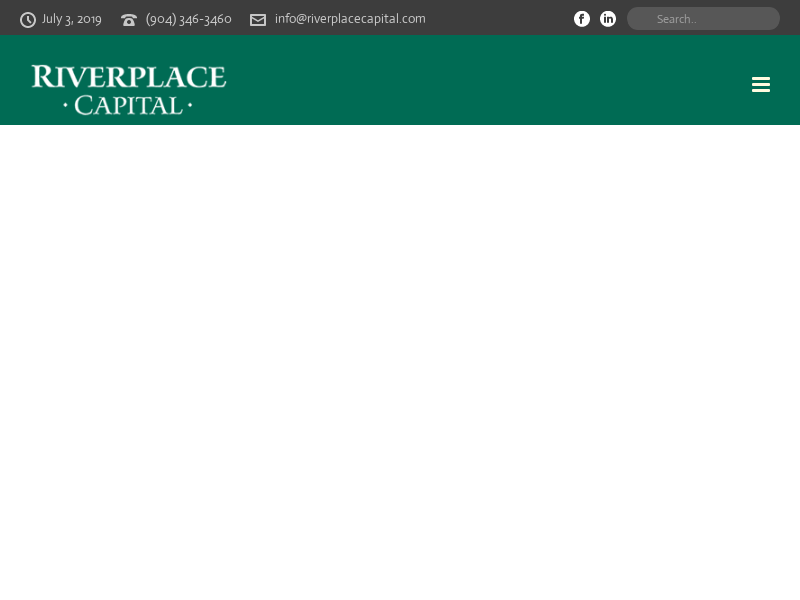 Wealth Management in Jacksonville, FL Riverplace Capital