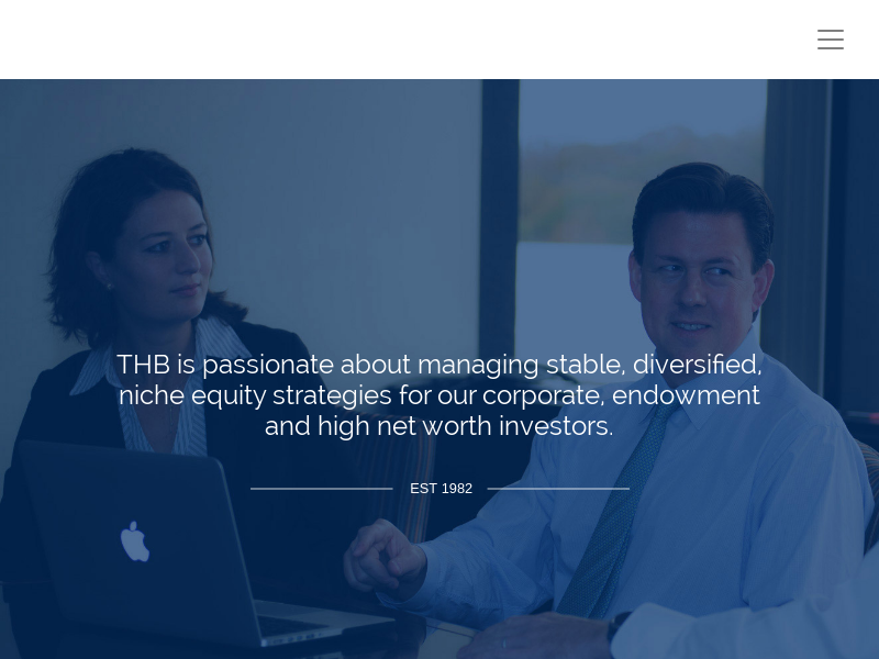 THB Asset Management - Niche Strategy Asset Management Specialists