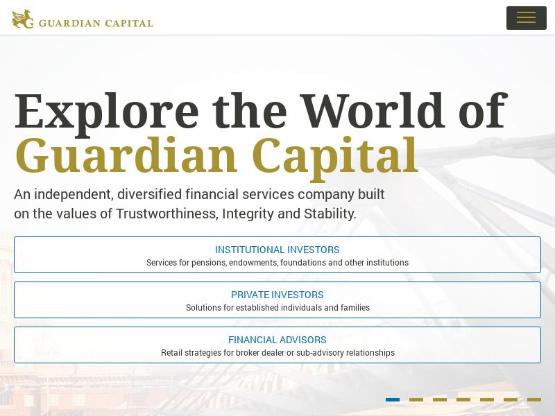 Guardian Capital - Guardian Capital