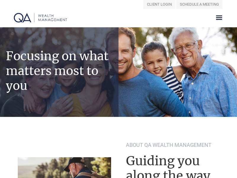 Home - QA Wealth Management