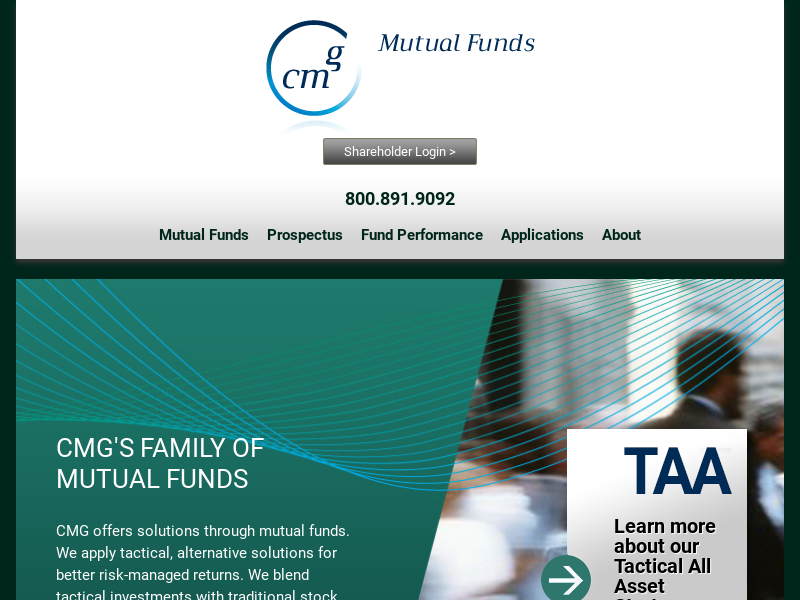 Mutual Funds from CMG Capital Management Group
