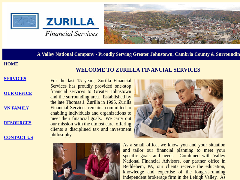 Zurilla Financial Services