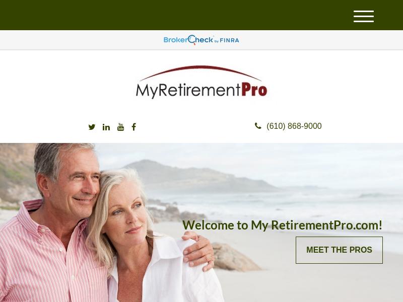 Home   MyRetirementPro.com - A courtesy of Valley National Financial Advisors