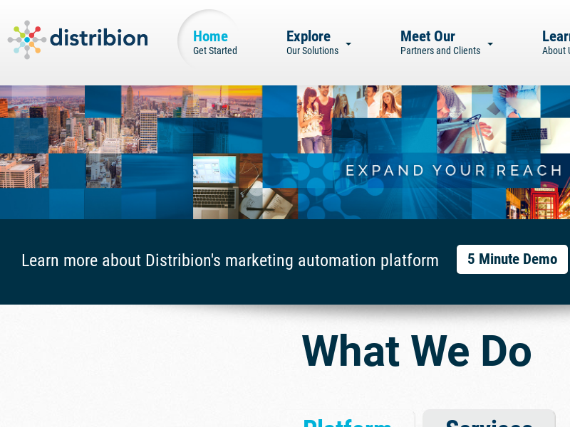 Multi-channel Marketing Automation | Distributed Marketing | Brand Control and Compliance