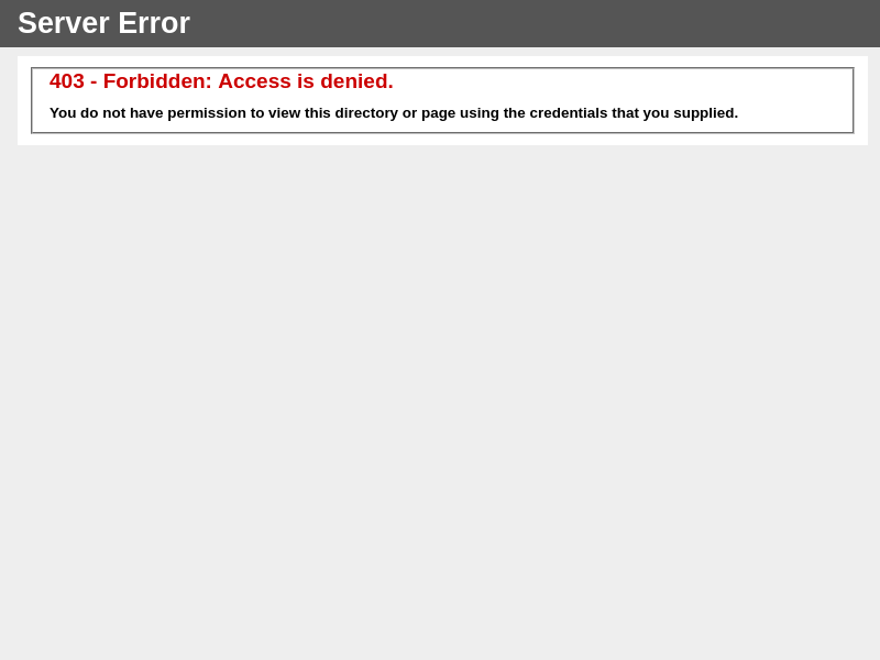 1st Global Identity Server