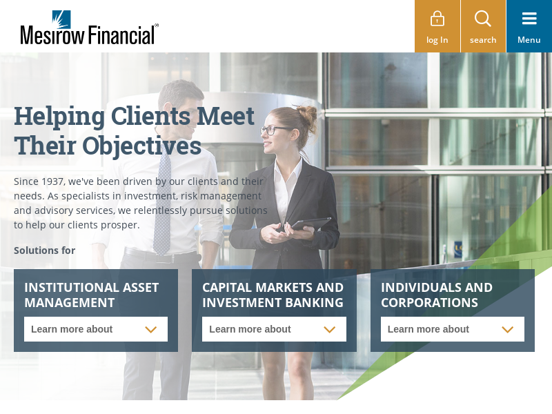 Mesirow Financial | Investment, Risk Management and Advisory Services