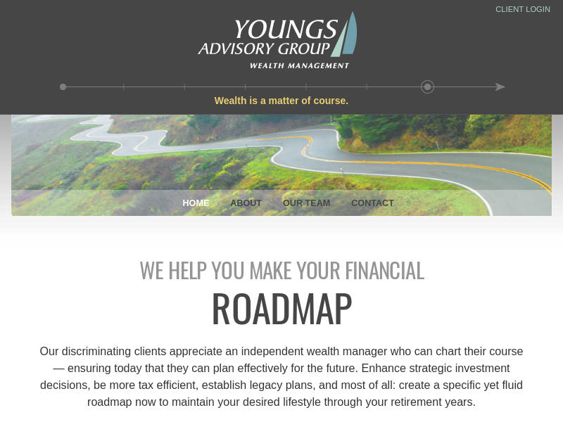 Youngs Advisory Group - Wealth Management
