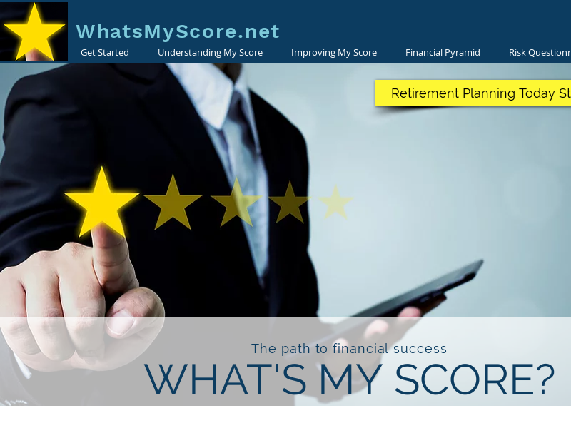 Free Financial Check-up | WhatsMyScore.Net