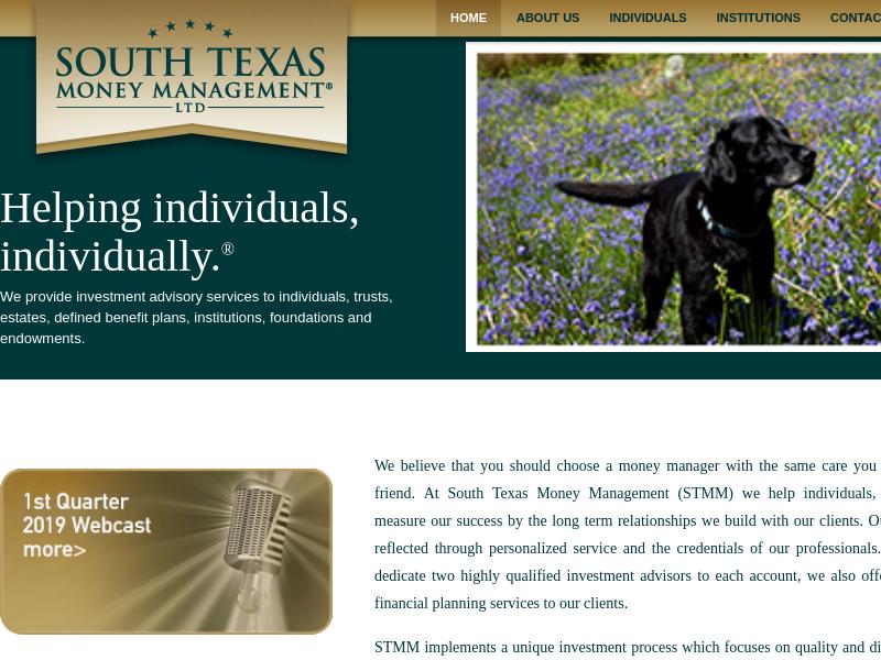 Home   South Texas Money Management