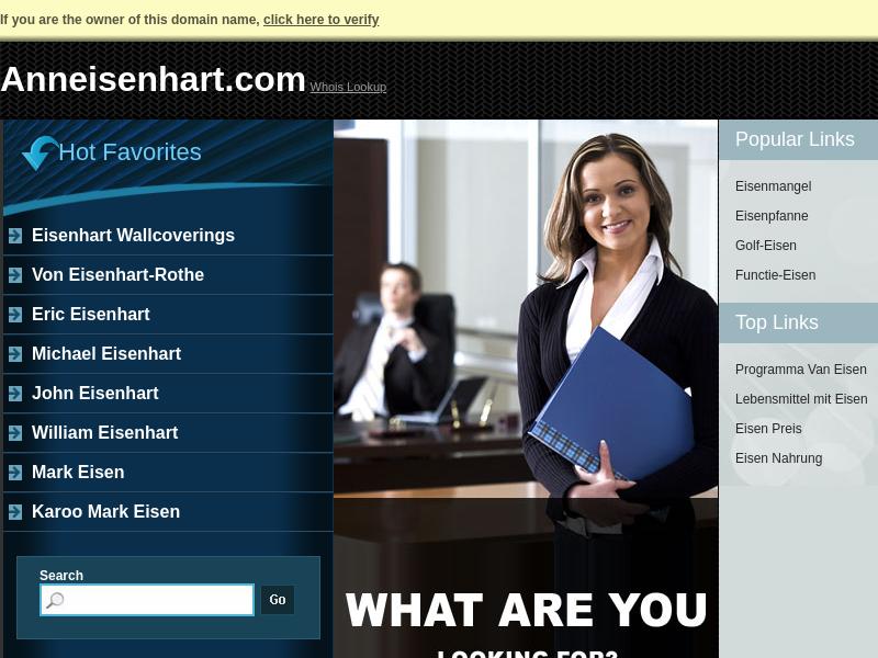Anneisenhart.com