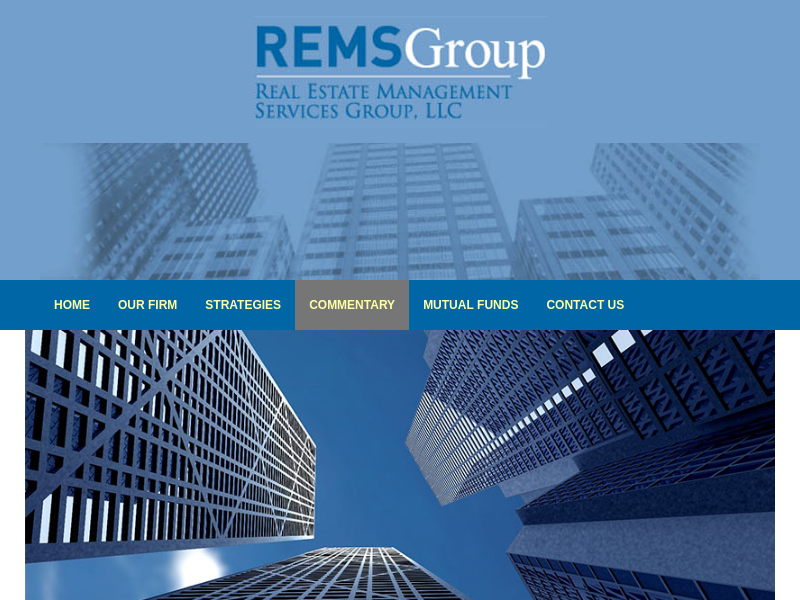 REMS Group, Real Estate Management Services Group - New Hosting