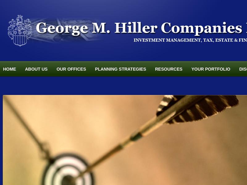 George M. Hiller Companies L.L.C. | Investment Management, Tax, Estate & Financial Counsel