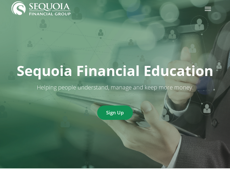 Homepage | Sequoia Financial Education