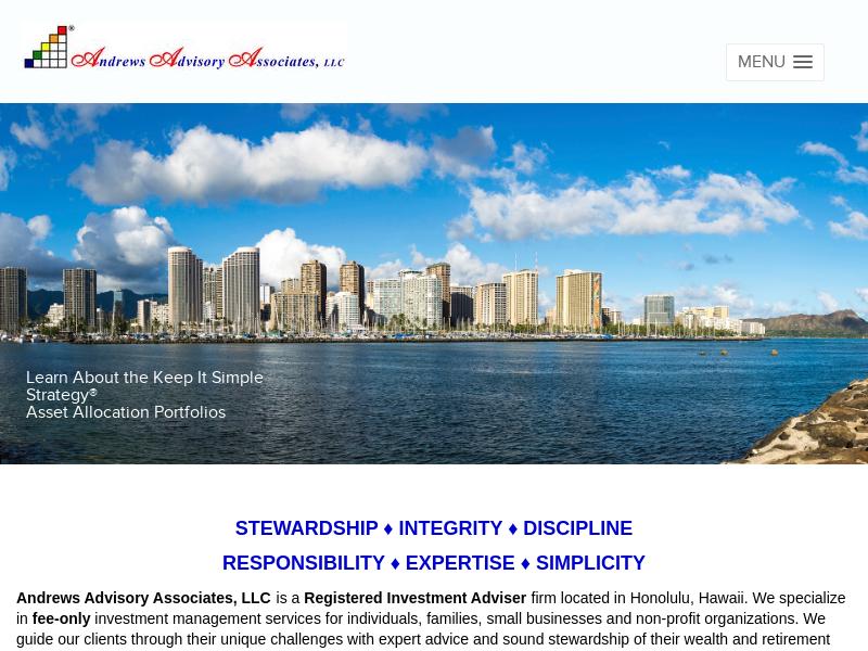 Andrews Advisory Associates, LLC