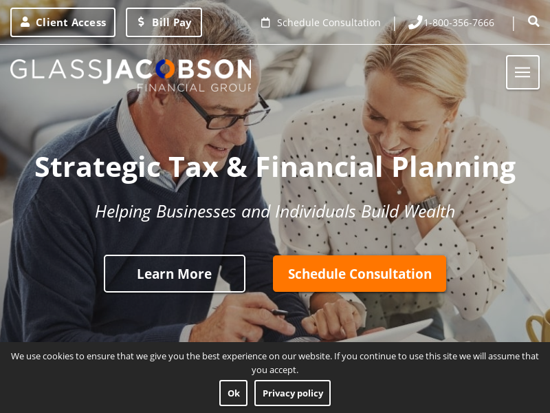 Accounting Services & Wealth Management Firm - Glass Jacobson