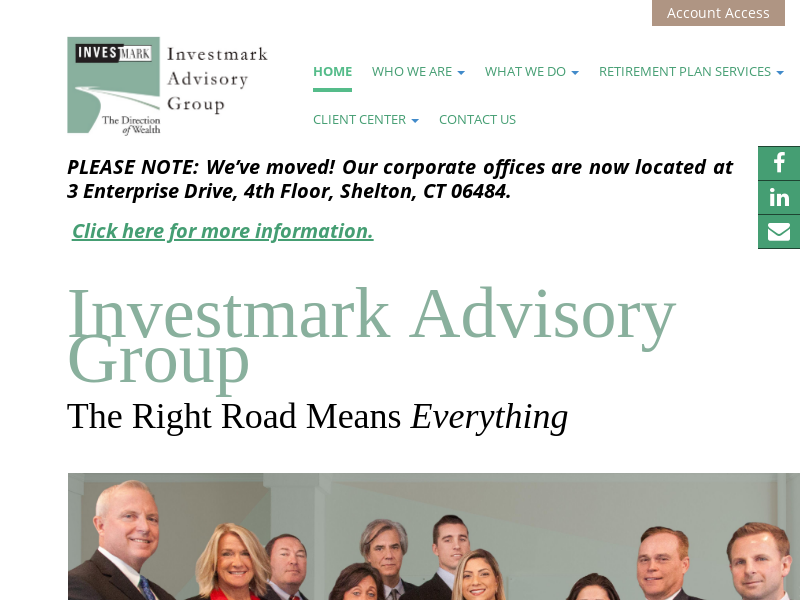Investmark Advisory Group | Independent Financial Advisors