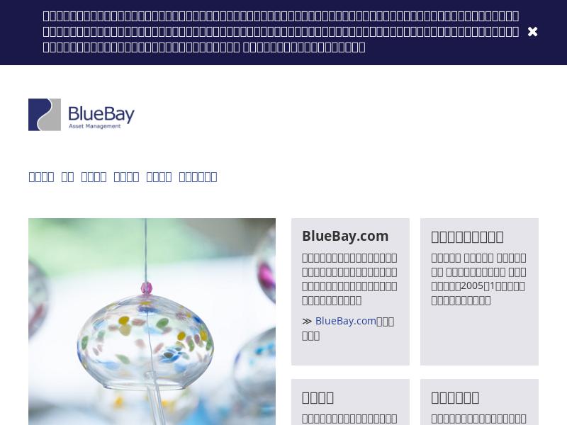 BlueBay Japan