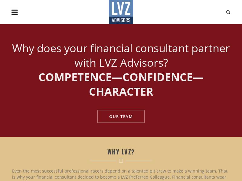 Clients: LVZ Advisors | Professional Money Management Services