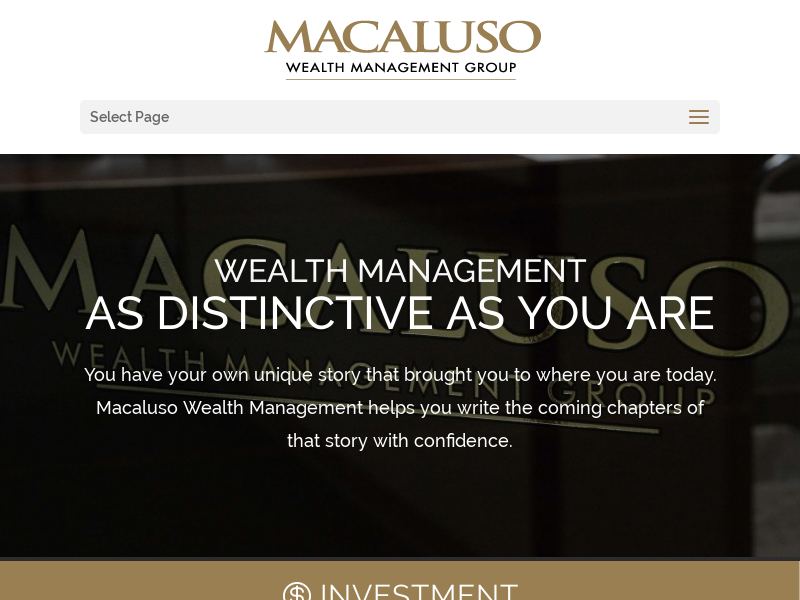 Macaluso Wealth Management Group |