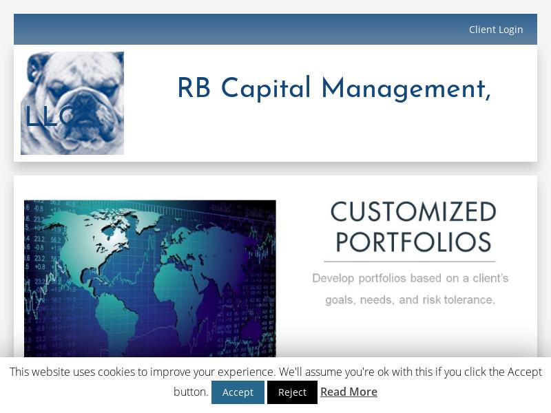 Home – RB Capital Management, LLC