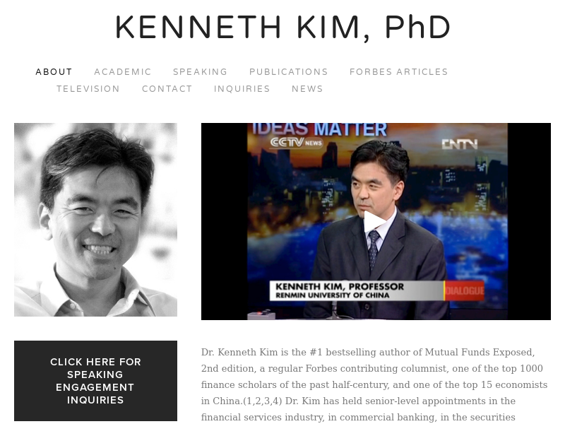 KENNETH KIM, PhD