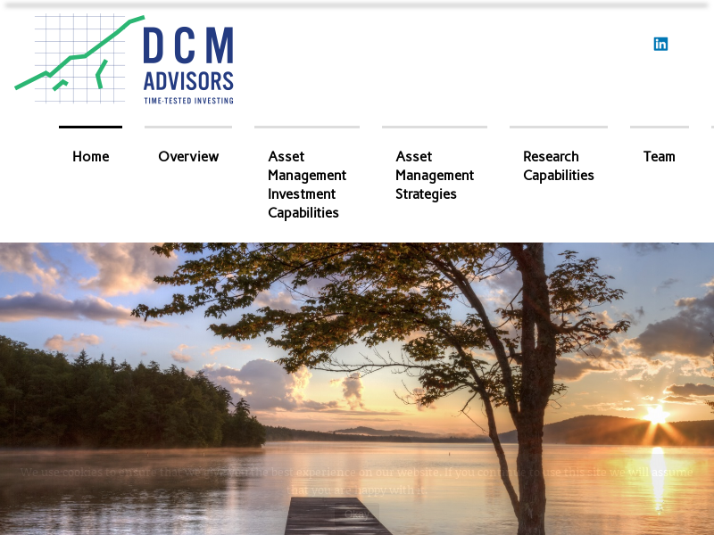 DCM ADVISORS – An Asset Management and Wealth Advisory Company