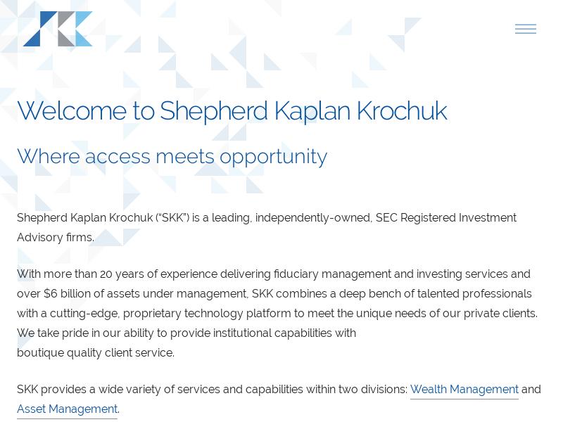 Shepherd Kaplan Krochuk
