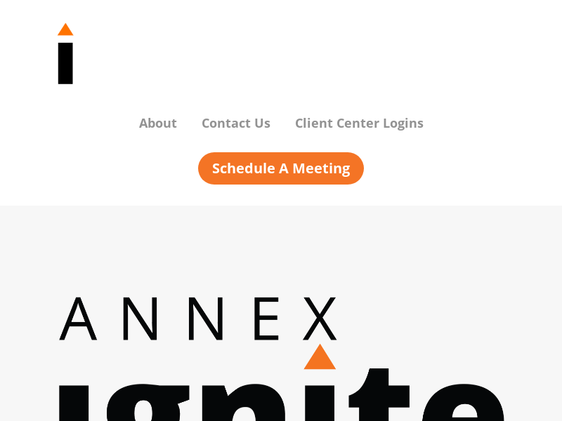 Annex Ignite   Interactive Financial Planning. Proactive Investment Management