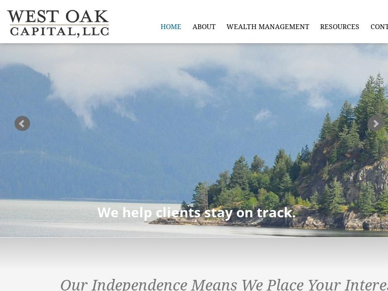 Home   West Oak Capital, LLC